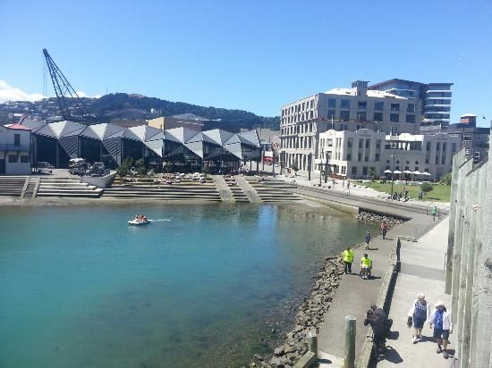 We are an iconic piece of Wellington's waterfront. Come and dine with us and live the 'Karaka Experience' with us!