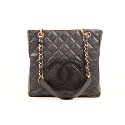 Chanel Petite Shopping Tote Caviar | CBL Bags