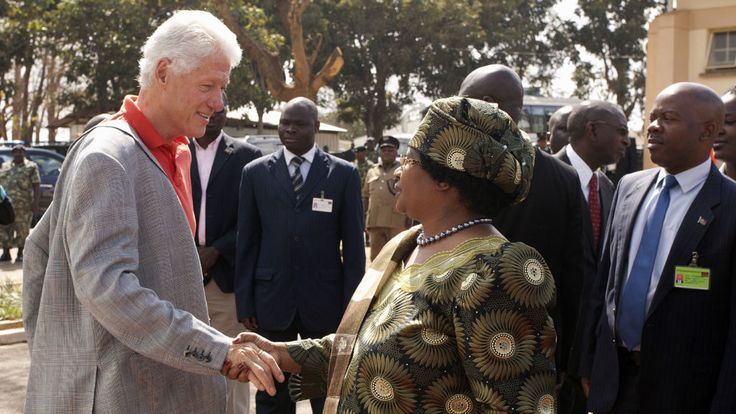 Can Clinton global health charity survive loss of Bill Clinton?