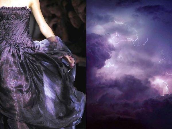 """""""1 + 1"""" Fashion and Nature by Liliya Hudyakova"""