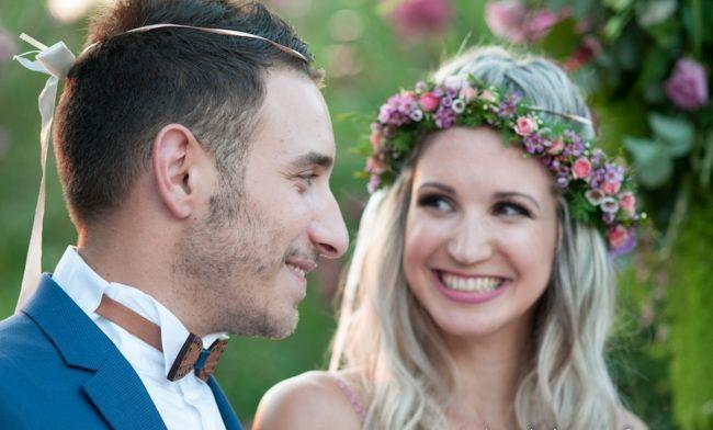romantic, pink, roses, peonies wedding in kefalonia. Real wedding from Cleopatra's weddings