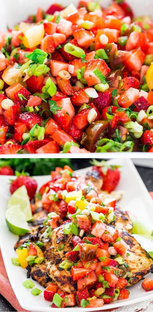 Light easy summer dinner recipes