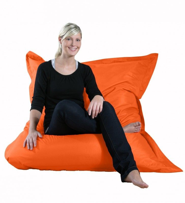 Outdoorfähiger Riesensitzsack ca. 140 x 180 cm, Farbe orange Jetzt bestellen unter: https://moebel.ladendirekt.de/garten/gartenmoebel/outdoor-sitzsaecke/?uid=3c69aec7-287c-579c-aee4-674b3610fd2a&utm_source=pinterest&utm_medium=pin&utm_campaign=boards #baumarkt #garten #gartenmoebel #outdoorsitzsaecke #gartenmöbel #dekoration