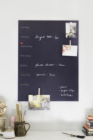 Linen – Chart Noticeboards
