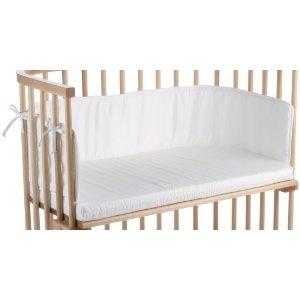 babybay 100501 - Original Matratze und Nestchen, naturweiß: Amazon.de: Baby
