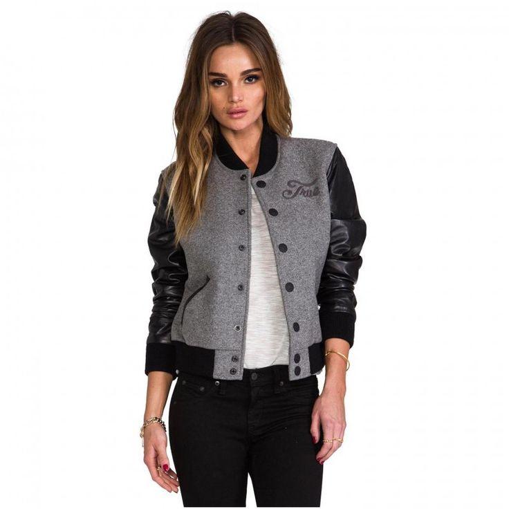 Womens Varsity Jacket