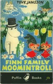 Tove Jansson's 'Finn Family Moomintroll' (UK Puffin edn)
