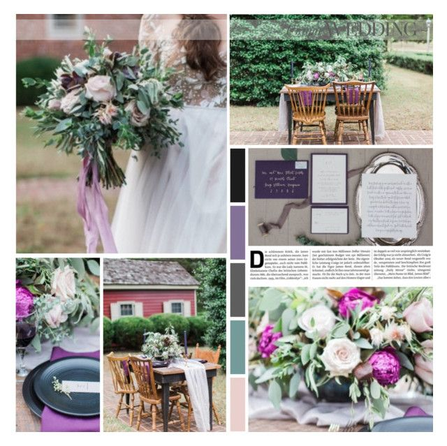 Earthy Autumn Rustic Wedding Inspiration by anna-nemesis on Polyvore featuring art, rustic, wedding and bridal