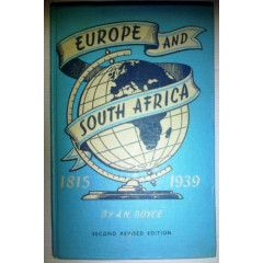# Europe and South Africa 1815-1939 By A.N. Boyce second revised edition
