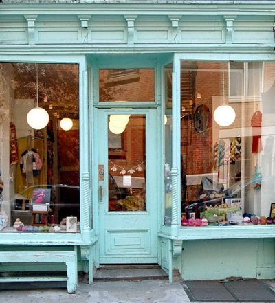 Purl Soho - have been to NY twice and haven't been to the shop, it was before my fabric obsession started though!