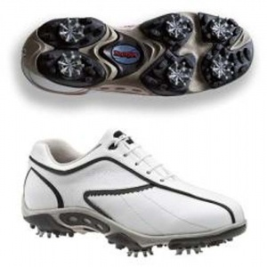 SALE - Womens Footjoy Summer Golf Cleats White - BUY Now ONLY $51.99