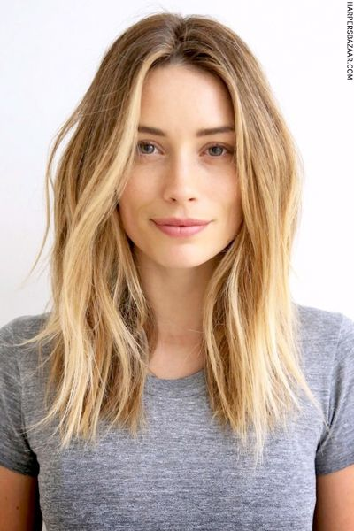 Love the hair style and blonde color #hairinspiration