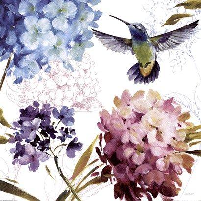 Spring Nectar Square III Fine-Art Print by Lisa Audit at UrbanLoftArt.com