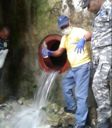 Salud Pública garantiza buen estado de aguas en acueducto San Rafael de Barahona