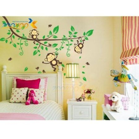 148 best Wall Decals images on Pinterest   Large wall decals, Child ...