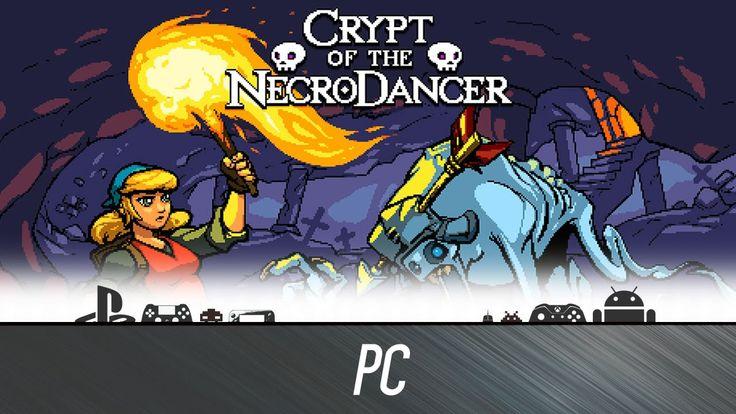 Crypt of the NecroDancer - First Look (Steam Gameplay)