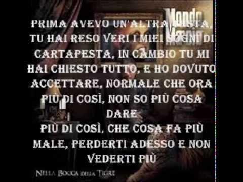 buon ascolto con Mina e Mondo Marcio - A Denti Stretti (lyrics)