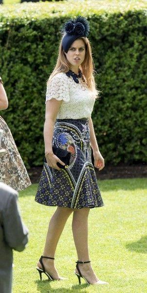 Princess Beatrice Photos - Royal Ascot Day 4 - Zimbio