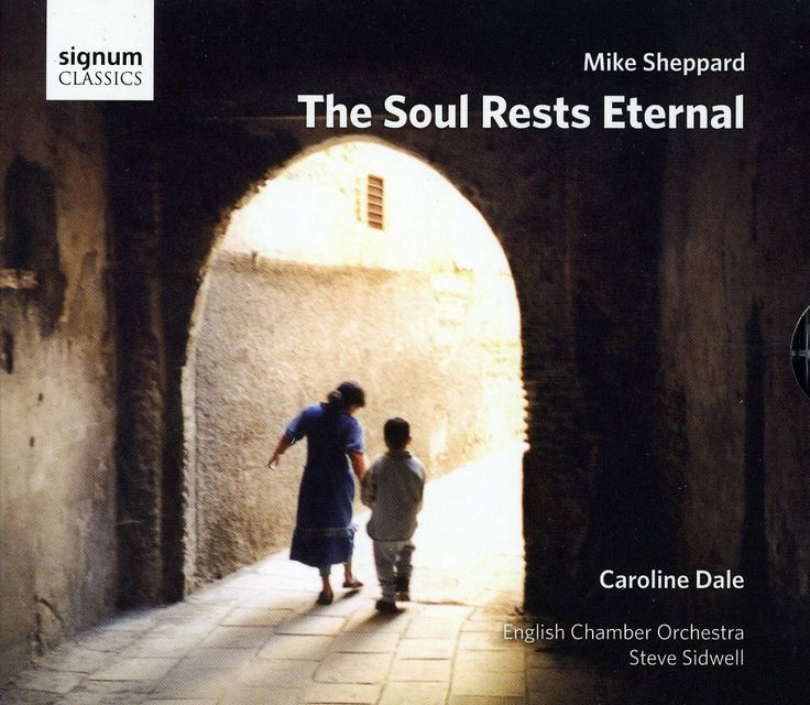 Steve Sidwell - Shappeard: The Soul Rests Eternal