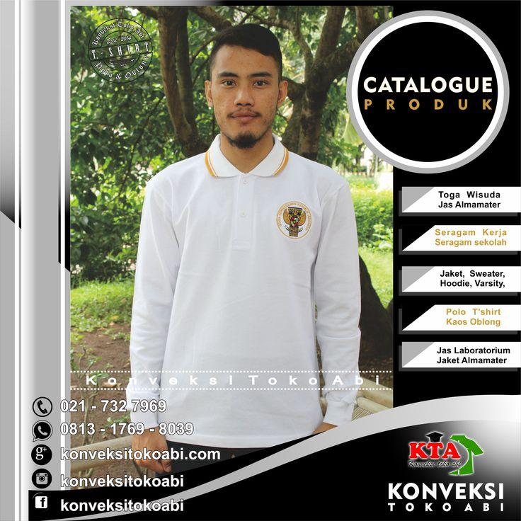Kaos Polo Berkerah Jakarta Utara