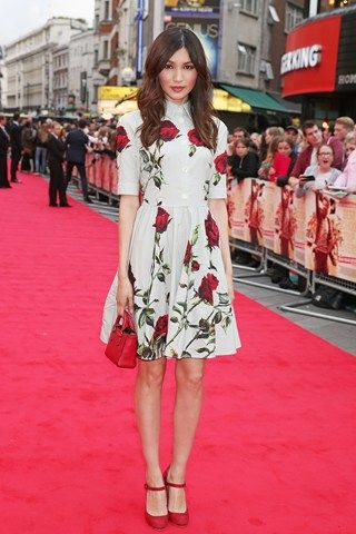 Best dressed - Gemma Chan  - click through for this week's list