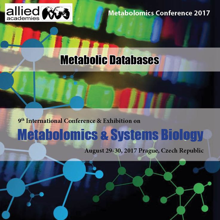 Metabolic Databases #Metabolomics is a data intensive discipline thus its workflow is characterized by extensive use of databases. #Database applications range from compound identification to data integration and #visualization. The work of individual labs and consortiums round the globe has established independent databases containing accurate information on numerous metabolites. They serve the primary purpose of organizing information on the large catalogue of #metabolites that are…