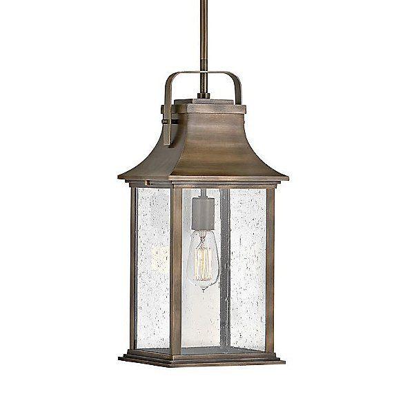 Grant Outdoor Pendant Outdoor Pendant Lighting Hinkley Lighting Traditional Lanterns