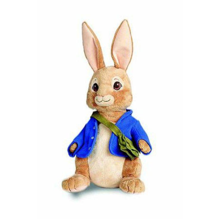 talking peter rabbit plush perfect easter basket filler