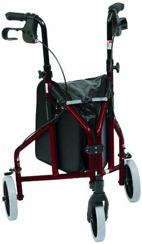 #bebes Drive Medical Triwalker – Andador con tres ruedas (aluminio)