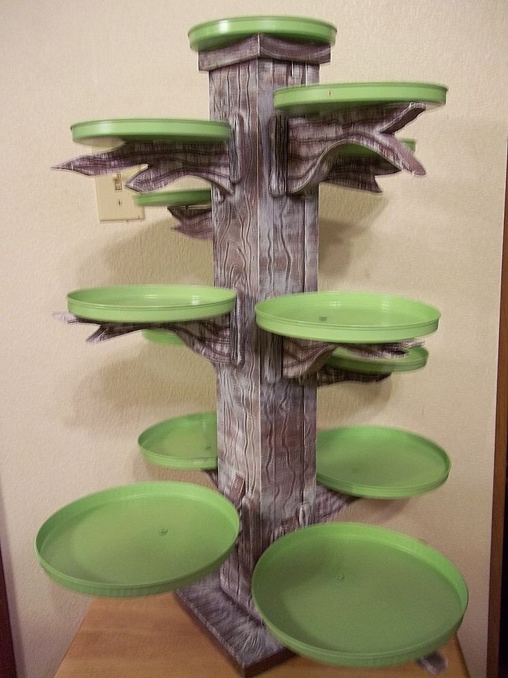 cupcake stands | Custom cupcake tree stand server holds 200 cupcakes