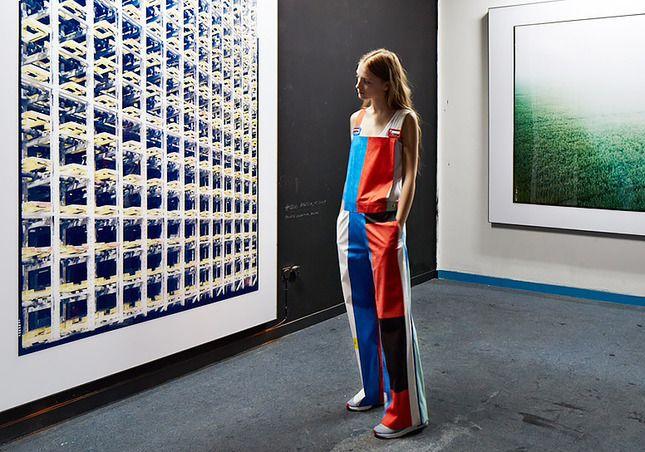 clothes inspired by art - Поиск в Google