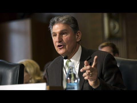 From the Secular Talk (Kyle Kulinski) YouTube Channel:  Corporate Joe Manchin Is Against The París Climate Agreement