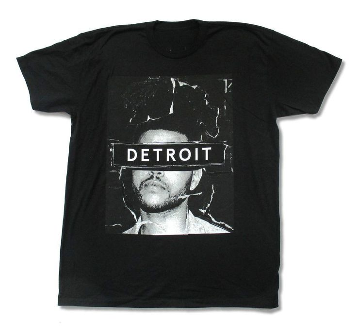 >> Click to Buy << The Weeknd Detroit 2015 Event T Shirt New Official Adult camisetas publicitarias #Affiliate