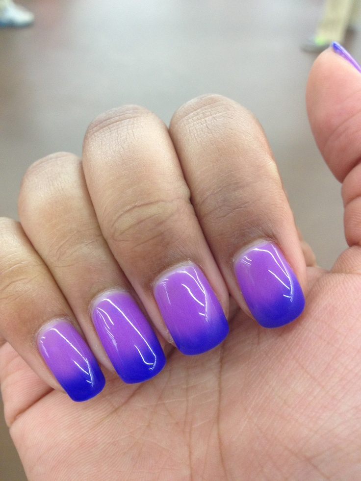 Shellac: Color changes with temperature | ️ Nails...Gel II ...