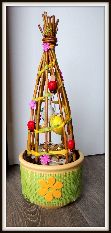 velikonoční dekorace Easter decorations