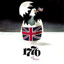 1776 (musical) - Wikipedia, the free encyclopedia...1969  Saw this show with my Dad... He loved it