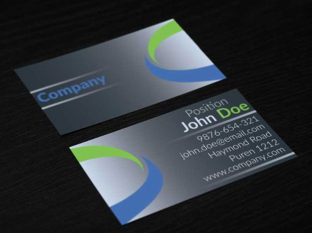 32 best business card images on pinterest business card design you need a professional looking business card in order to attract more customers printing fly reheart Images