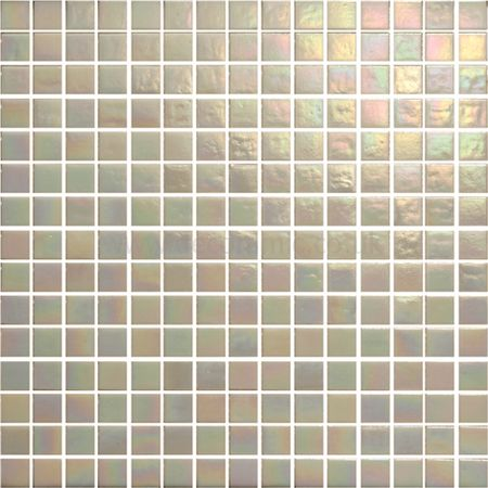 Original Style tiles - Mont Blanc Iridescent Glass Mosaic 20mm 13/16