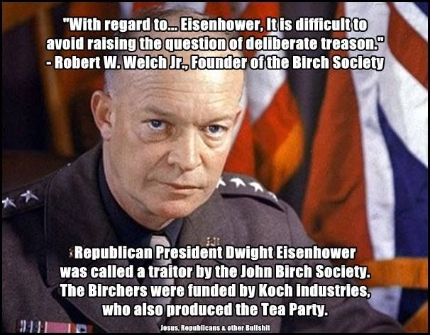 Dwight D. Eisenhower - A republican presidency takes hold: 1953—1955