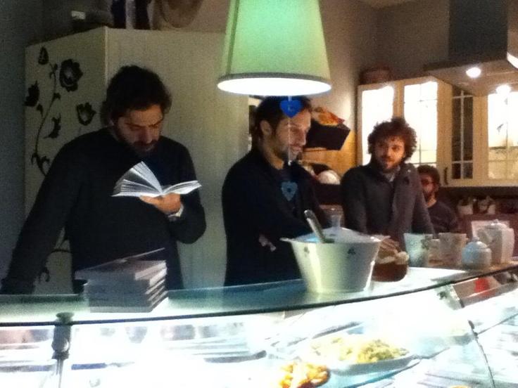 """letture  [""""Pazzi scatenati"""" da Chiccen il 26 gennaio 2012]"""