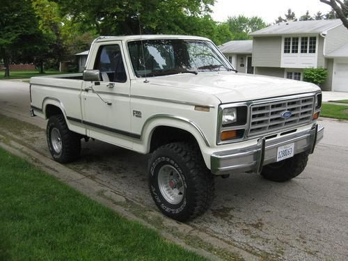 my fifth was another truck but brown with a topper 1983 ford f150 short bed wheels. Black Bedroom Furniture Sets. Home Design Ideas