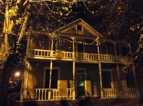 """The Historic """"Haunted"""" Roads Hotel Est. 1893. In the small town of Atlanta, Indiana located within Hamilton County, there sits this Haunted Historic Landmark."""