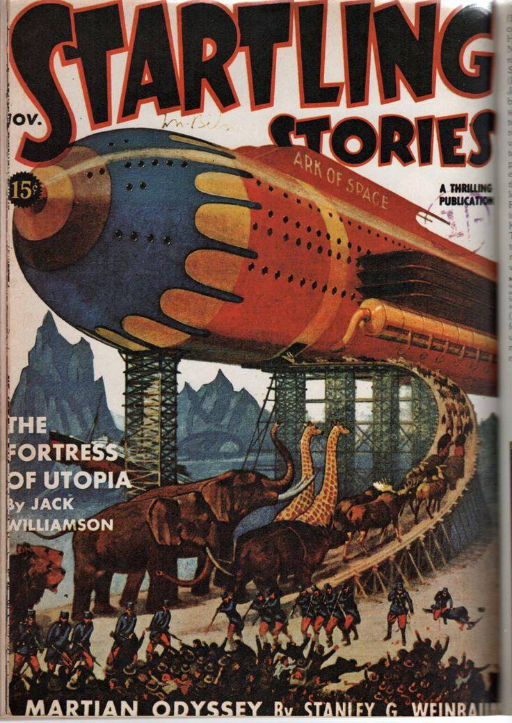capa de revistas anos 50