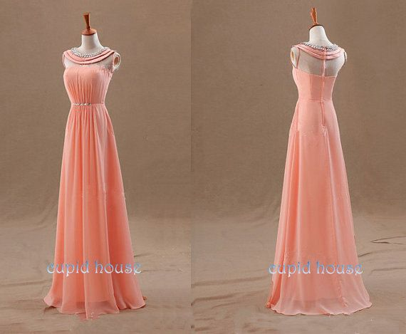 Sexy Blush barato graduación moldeada rosa vestido Simple larga-vestido baile vestido vestido 2014 vestido Formal de noche