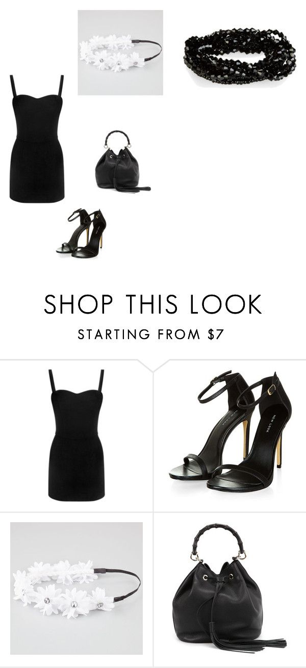 """Slender's girl"" by nickelz ❤ liked on Polyvore featuring Alexander McQueen, Full Tilt, collab, iwokeuplikethis and laughoutloudlooks"