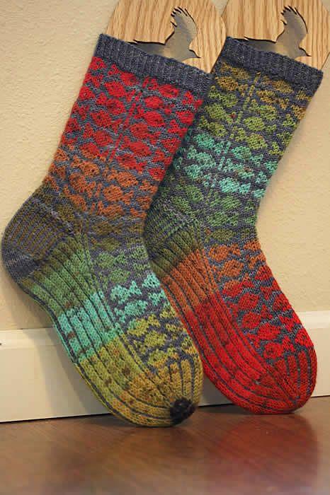 208 best Sockyarn knitting images on Pinterest | Stricken ...