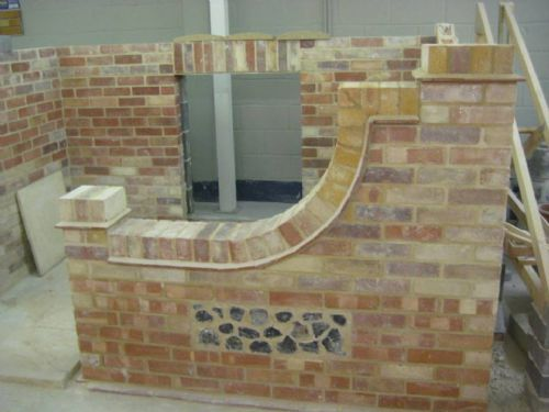 Our Bricklaying Training