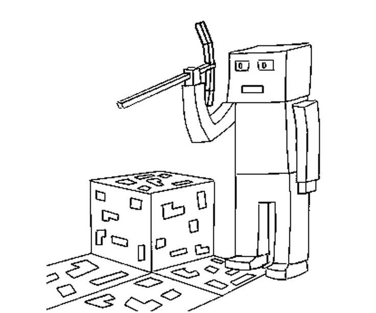 1000 images about Minecraft Printable