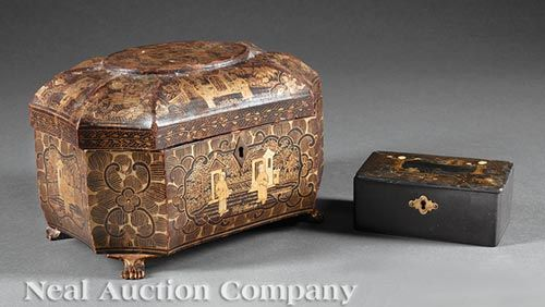 Buy online, view images and see past prices for Chinese Bamboo Carved Tea Caddy. Invaluable is the world's largest marketplace for art, antiques, and collectibles.
