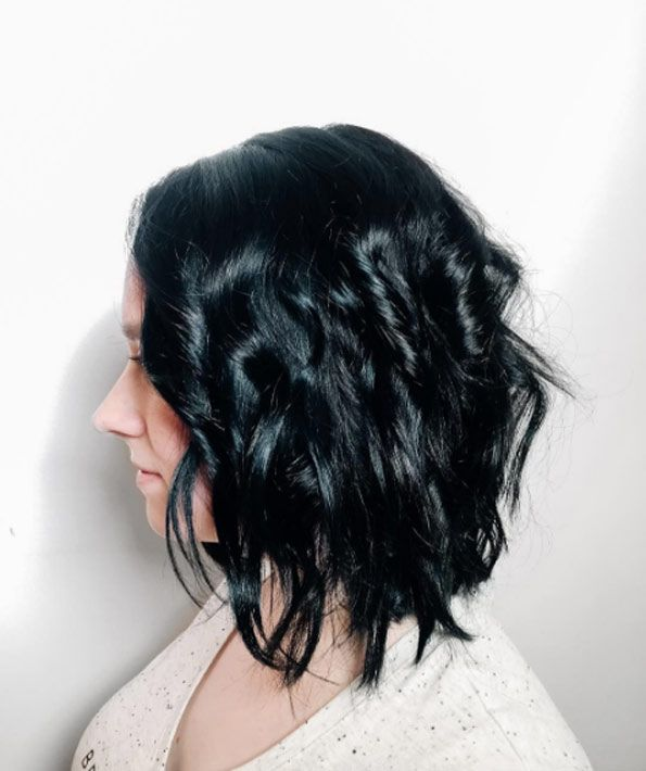 Crimped waves by Cut NJ